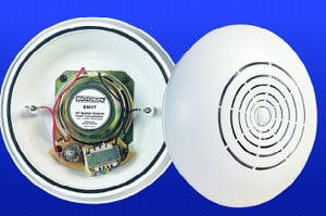 Bogen Communications SM1EZ  Speaker Easy Install Single Tap 1W SM1EZ