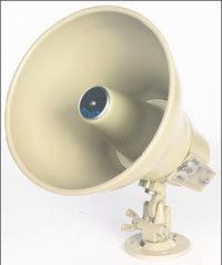 Bogen Communications SPT15A 15W Paging Horn with 25/70V Transformer SPT15A
