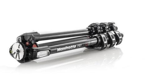 Manfrotto MT190CXPRO3 Carbon Fiber 3-Section Tripod MT190CXPRO3