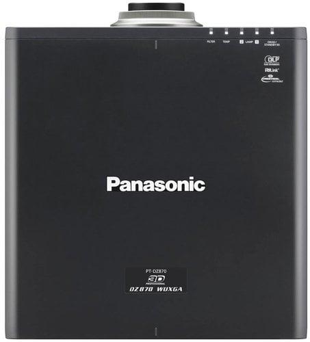 Panasonic PTDZ870UK PT-DZ870UK PTDZ870UK