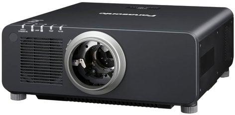 Panasonic PT-DZ870ULK 8500 Lumens 1DLP WUXGA Projector without Lens PTDZ870ULK