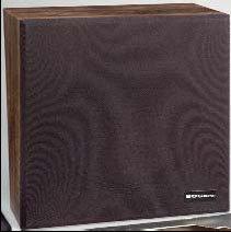 Bogen Communications WB1EZ  Wall speaker, Easy Design WB1EZ