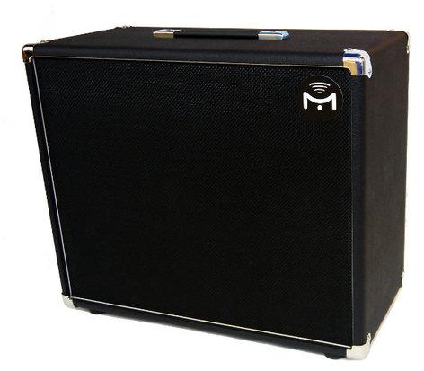 "Mission Engineering Inc Gemini 1 1x12"" 110W Full Range Flat Response Powered Electric Guitar Speaker Cabinet GEMINI-1"