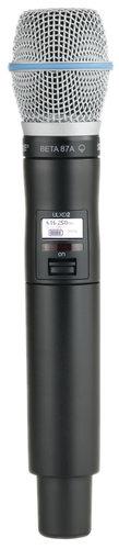 Shure ULXD2/B87A-H50 Beta87A Handheld Transmitter in the H50 Band ULXD2/B87A-H50
