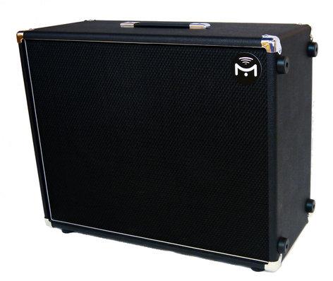 "Mission Engineering Inc Gemini 2 2x12"" 220W Full Range Flat Response Powered Electric Guitar Speaker Cabinet GEMINI-2"