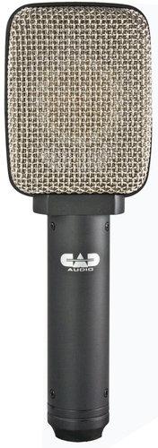 CAD Audio CADLive D80 Large Diaphragm Moving Coil Supercardioid Dynamic Microphone D80-CAD
