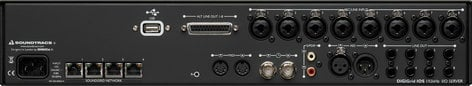 DiGiGrid IOS  8x8 Audio Interface with SoundGrid DSP Server IOS