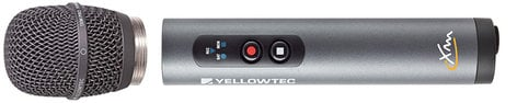 Yellowtec USA YT5040  iXM Handheld Recorder with Dynamic Omnidirectional Mic Head YT5040