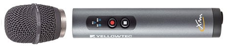 Yellowtec USA YT5050 iXM Handheld Recorder with Dynamic Cardioid Mic Head YT5050