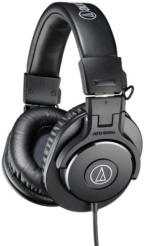 Audio-Technica ATH-M30x M Series Professional Closed Back Headphones ATH-M30X