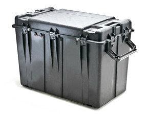 Pelican Cases PC0500  Transport Case with Foam in Black PC0500