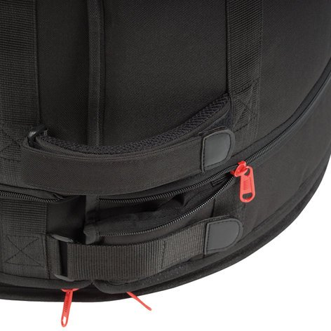 "Gibraltar GFBBD22 22"" Bass Drum Flatter Bag with Zippered Height Adjustment GFBBD22"