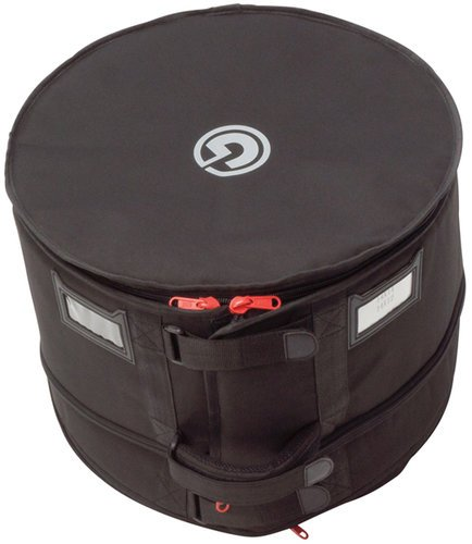 "Gibraltar GFBFT16 16"" Floor Tom Flatter Bag with Zippered Height Adjustment GFBFT16"