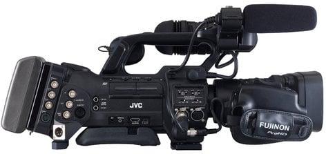"""JVC GY-HM890U 1/3"""" ProHD Shoulder Camcorder with 20x Fujinon Lens GYHM890U"""