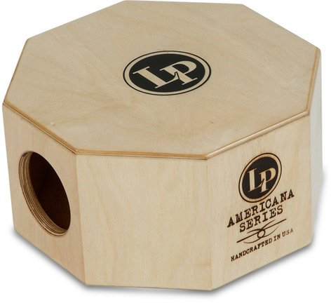 "Latin Percussion LP1410 10"" Americana Series Octo-Snare Cajon LP1410"
