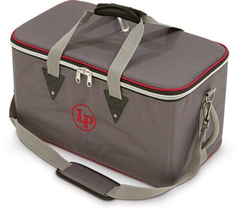 Latin Percussion LP533-UT Ultra-Tek Touring Series Padded Bongo Bag in Gray LP533-UT