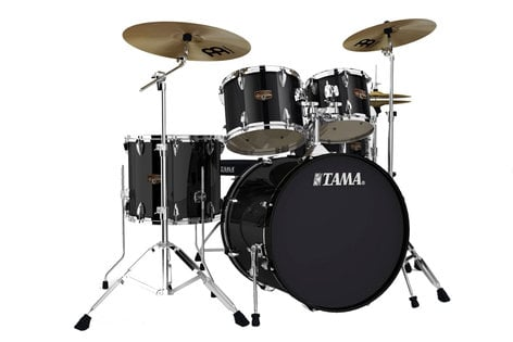 Tama IP52KC 5-Piece Imperialstar Drum Set with Meinl Cymbals and Hardware IP52KC
