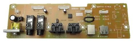 Yamaha WR337600  DJK PCB For PSRS910 WR337600