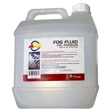 ADJ F4L Premium 4 Liter Container of Water-Based Fog Fluid F4L-PREMIUM