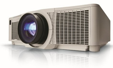 Christie Digital DXG1051-Q 10,000 ANSI Lumens XGA DLP Dual-Lamp Projector without Lens DXG1051-Q
