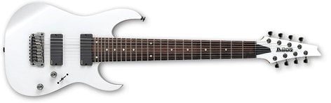 Ibanez RG852 RG Series 8-String Electric Guitar with Hardshell Case RG852