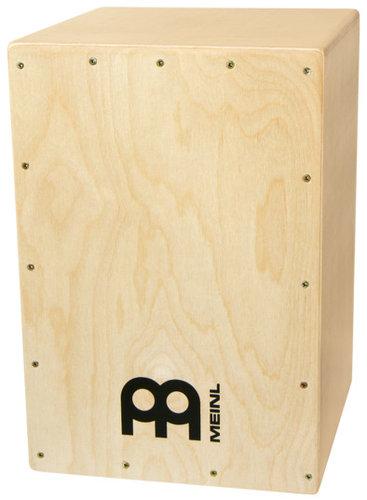 Meinl Percussion MYO-CAJ Make Your Own Cajon Kit in Natural Finish MYO-CAJ