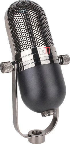 MXL Microphones CR-77 Dynamic Vocal Live Stage Microphone CR-77