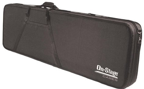 On-Stage Stands GPCB5550  Polyfoam Electric Bass Case GPCB5550