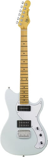 G&L FALLOUT-SONICBLUE Fallout Sonic Blue Tribute Series Electric Guitar FALLOUT-SONICBLUE
