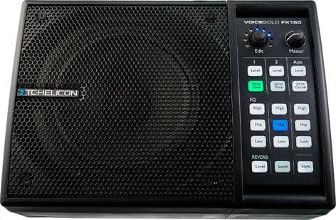 TC Helicon FX150 Solo Personal PA and Processor/Monitor FX150
