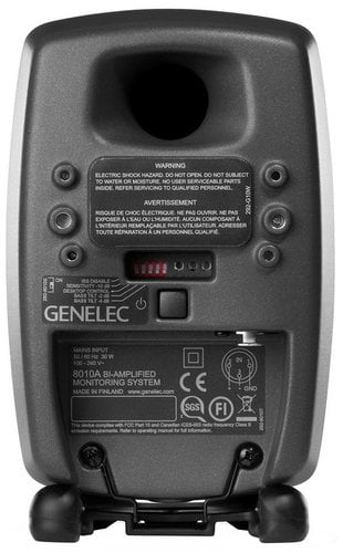 "Genelec 8010 3"" Active Studio Monitor 8010"
