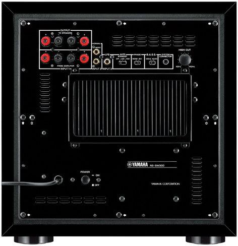 Yamaha NS-SW300PN Subwoofer NS-SW300PN