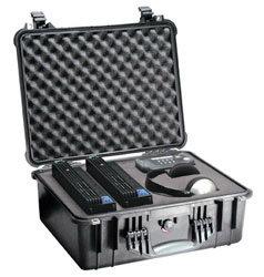 Pelican Cases 1550 Medium Desert Tan Case with Foam Interior PC1550-DESERT-TAN