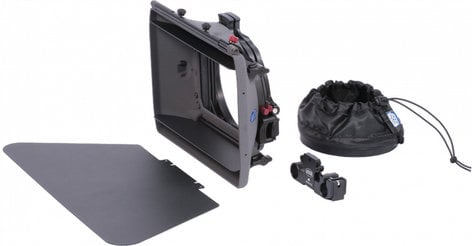 Vocas 0255-2010  MB-255 Matte Box Kit with 15mm Lightweight Bars Adapter 0255-2010
