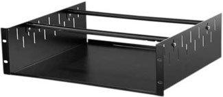 Chief Manufacturing TR3 Clamping Rack/Trap Shelf, 3 RU TR3-RAXXESS