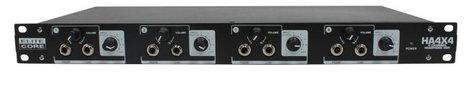 Elite Core Audio EC-HA4X4  Elite Core 4 Channel Headphone Amplifier EC-HA4X4