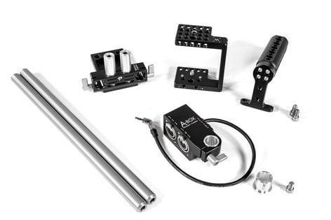 Wooden Camera Fixed Kit-Pocket Top Plate for Blackmagic Cinema Camera POCKET-FIXED-KIT