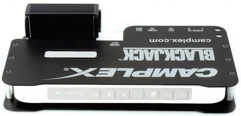 TecNec BLACKJACK-1  Camera Mount Neutrik opticalCON Interface for Blackmagic ATEM Camera Converter BLACKJACK-1