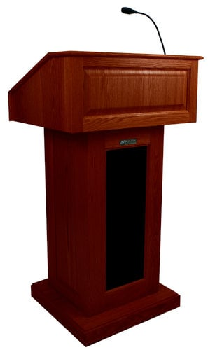 AmpliVox SS3020 Victoria Lectern with Sound SS3020