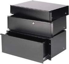 Chief Manufacturing ESD-3 Economy Sliding Rack Drawer, 3 RU ESD-3