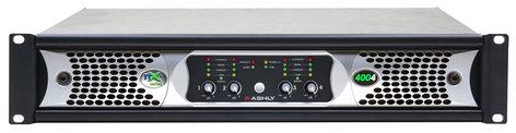 Ashly nXE4004 4 Channel 400W Network Power Amplifier NXE4004