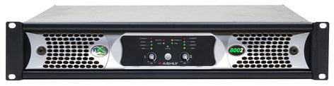 Ashly nXE8002 2 Channel 800W Network Power Amplifier NXE8002