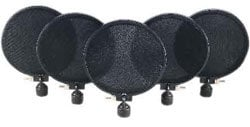 "Chief Manufacturing STOP-6 6"" Microphone Pop filter STOP-6"