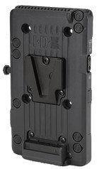 IDX Technology P-V2 ENDURA V-Mount Camera Plate with 2 Pin Power Tap P-V2