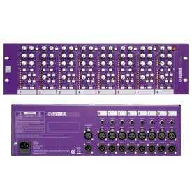 Klark Teknik Square ONE Dynamics 8-Channel Dynamics Processor SQUARE-ONE-DYNAMICS