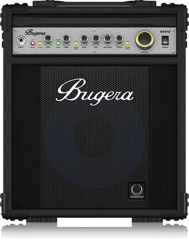 "Bugera BXD12A 700W 1x12"" Bass Combo Amplifier with Aluminum Cone Speaker BXD12A"