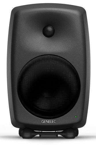 Genelec 8050BPM  2 Way Powered Monitor in Producer Black Finish 8050BPM