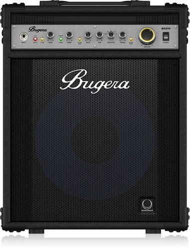 "Bugera BXD15A 1000W 1x15"" Bass Combo Amplifier with Aluminum Cone Speaker BXD15A"