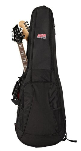 Gator Cases GB-4G-ELECX2  4G Series Gig Bag for 2 Electric Guitars GB-4G-ELECX2