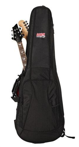 Gator Cases GB-4G-ELECX2  4G Series Gig Bag for 2 Electric Guitars GB-4G-ELECX2